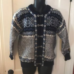 Dale Of Norway Classic Sweater Womens Meduim